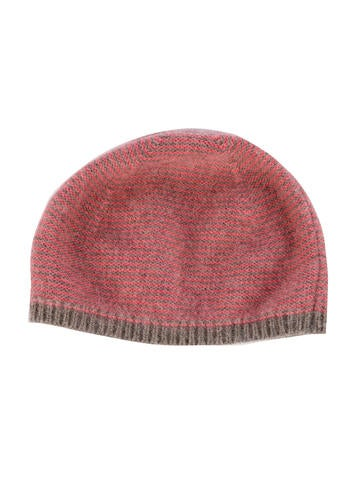 Bonpoint Girls' Knit Striped Beanie None