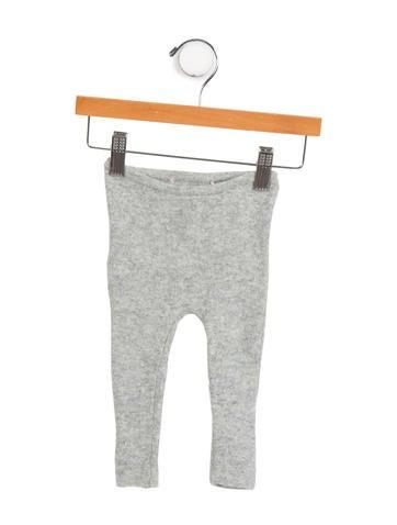 Bonpoint Girls' Cashmere Pants None