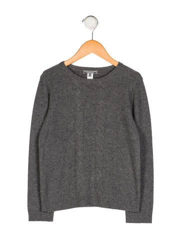 Bonpoint Girls' Cashmere Knit Sweater None