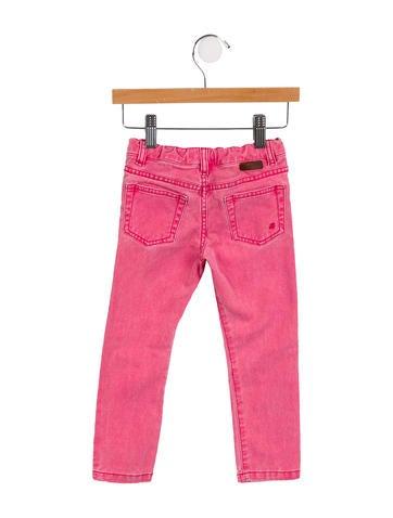 Girls' Straight-Leg Jeans