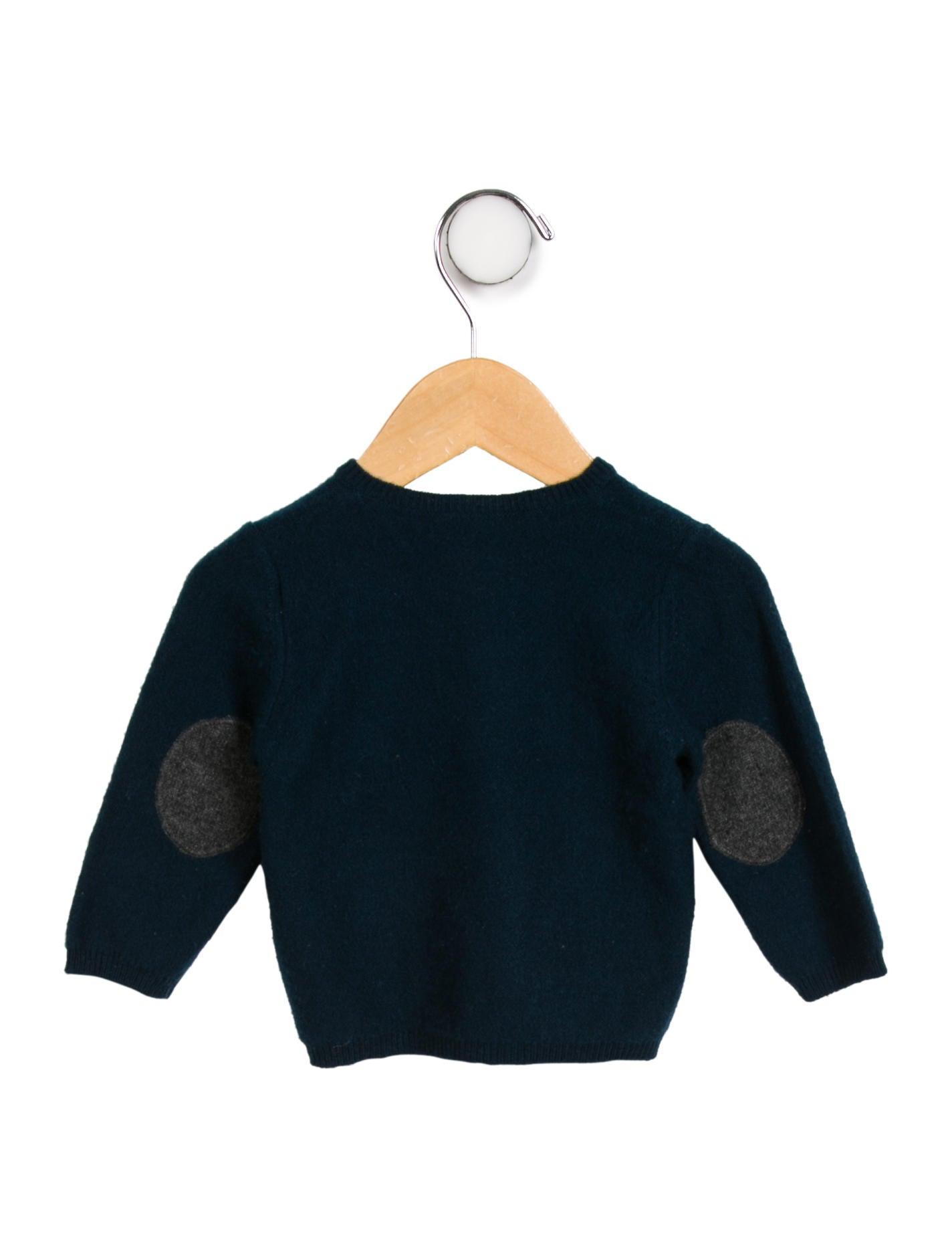 1f585778fdc5 Bonpoint Boys  Cashmere Sweater - Boys - WBONP33148