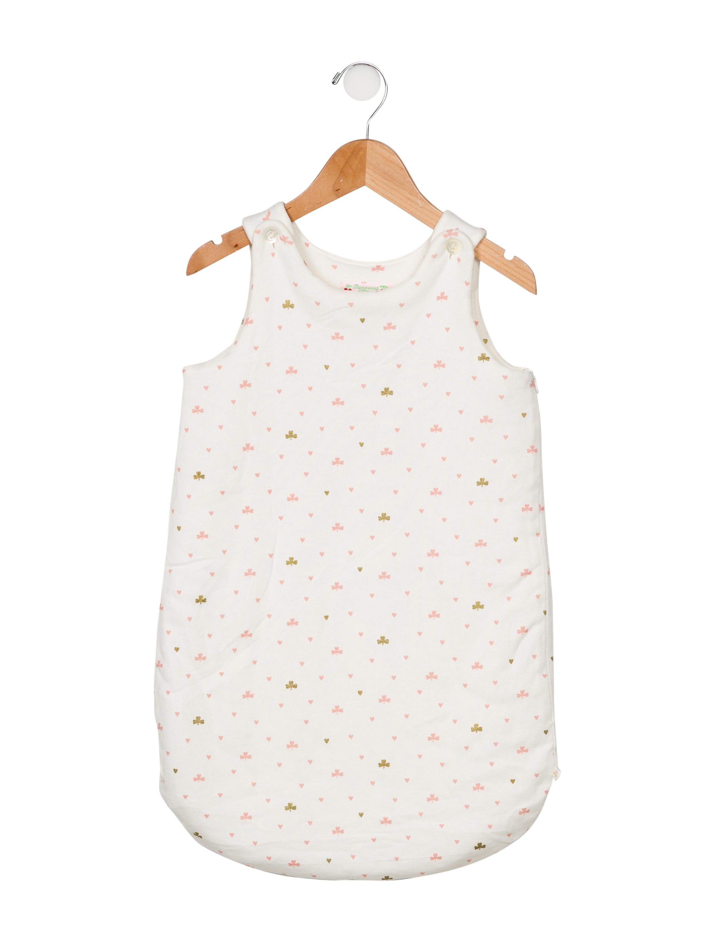 new style 4b341 c789a Girls' Printed Knit Sleep Sack
