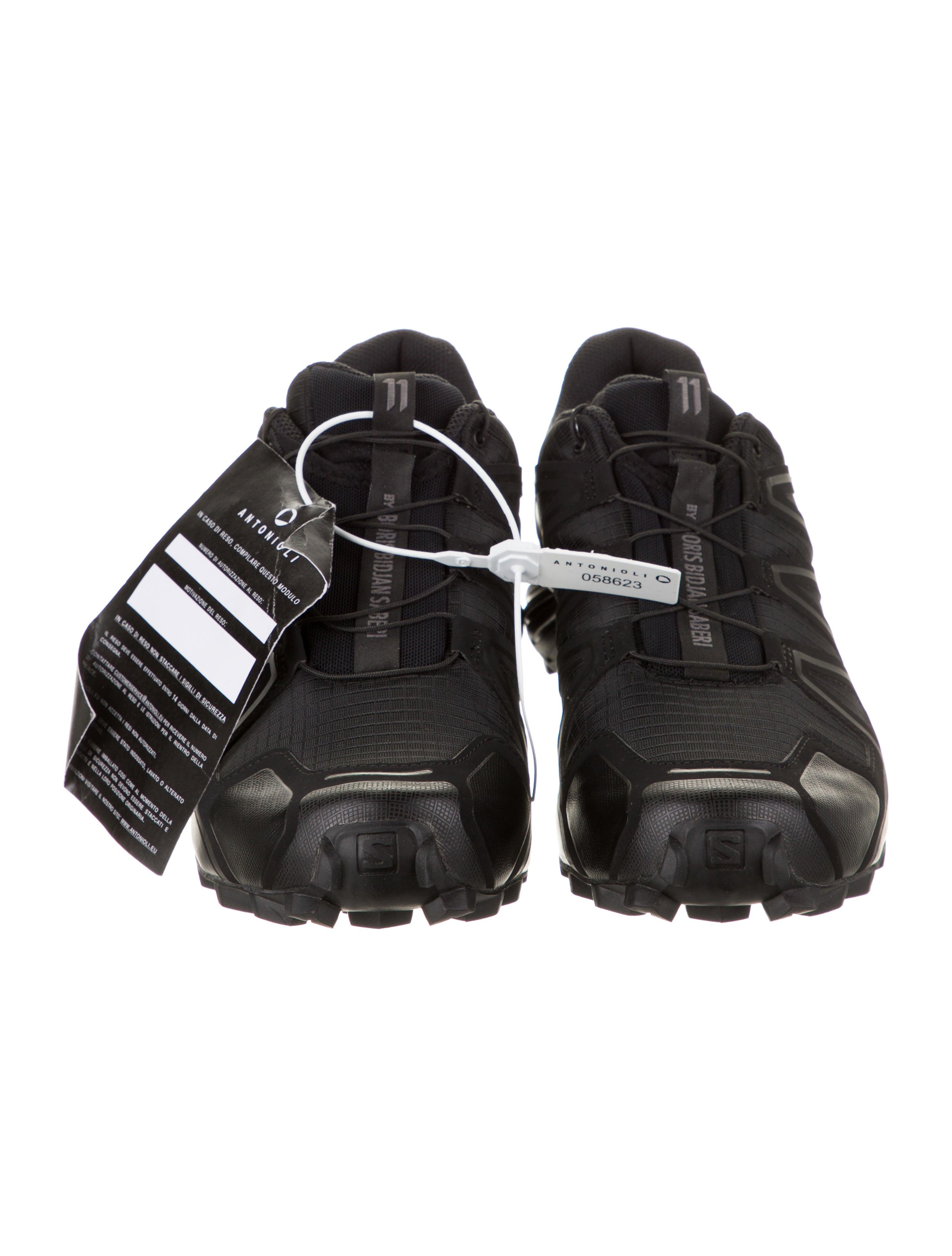 11 by Boris Bidjan Saberi x Salomon Speed Cross 4 Sneakers