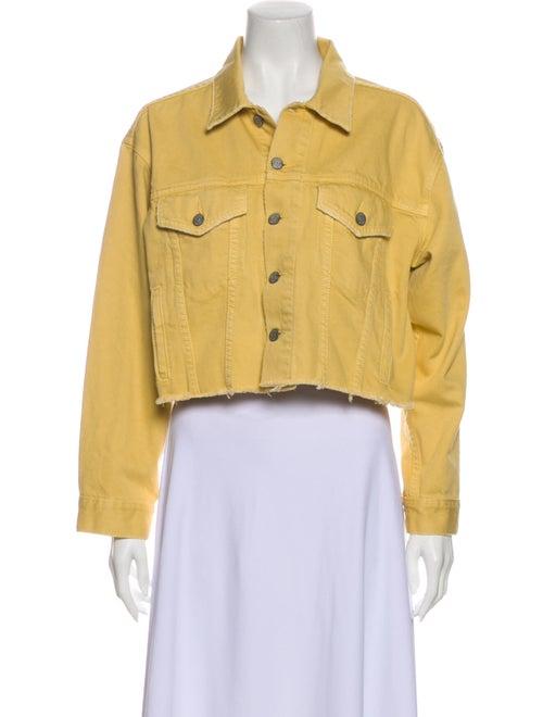 Boyish Jacket Yellow