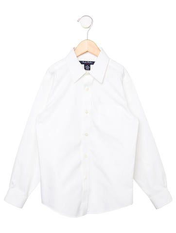 Brooks brothers boys 39 button up shirt boys wbrbb20022 for Brooks brothers boys shirts