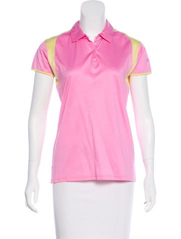 Burberry Golf Short Sleeve Knit Top None