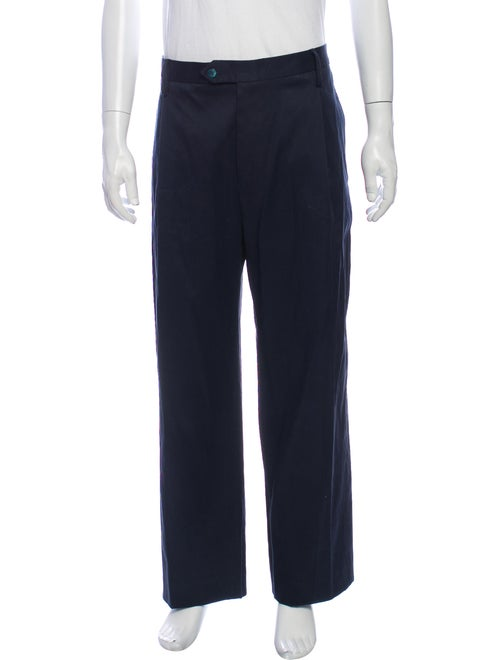 Burberry Golf Pants Blue