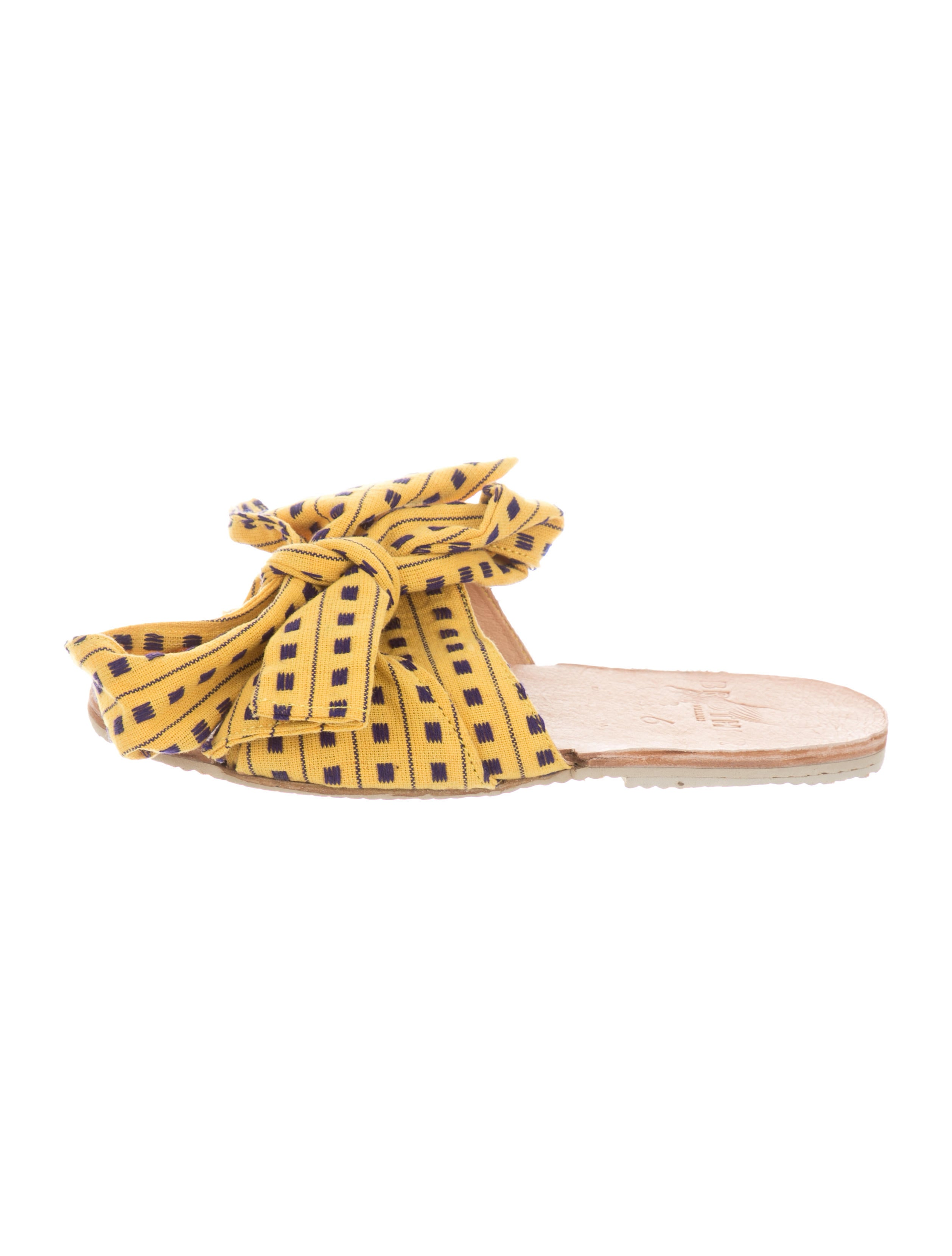 Brother Vellies Burkina Slide Sandals w/ Tags 2014 newest cheap price OAVDzS