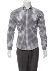 2c76ee65 Boss by Hugo Boss. Checked Dress Shirt
