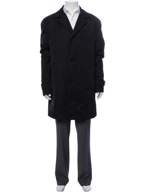 Boss by Hugo Boss Overcoat Black