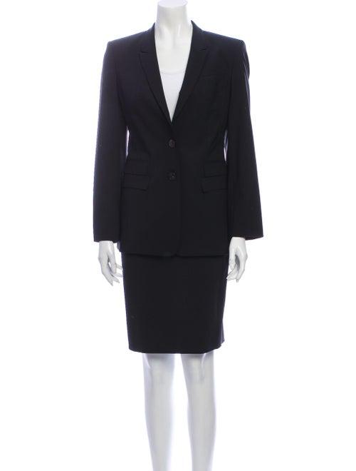 Boss by Hugo Boss Virgin Wool Skirt Suit Wool