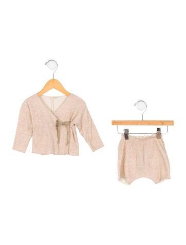 Babe & Tess Infants' Knit Two-Piece Set w/ Tags None