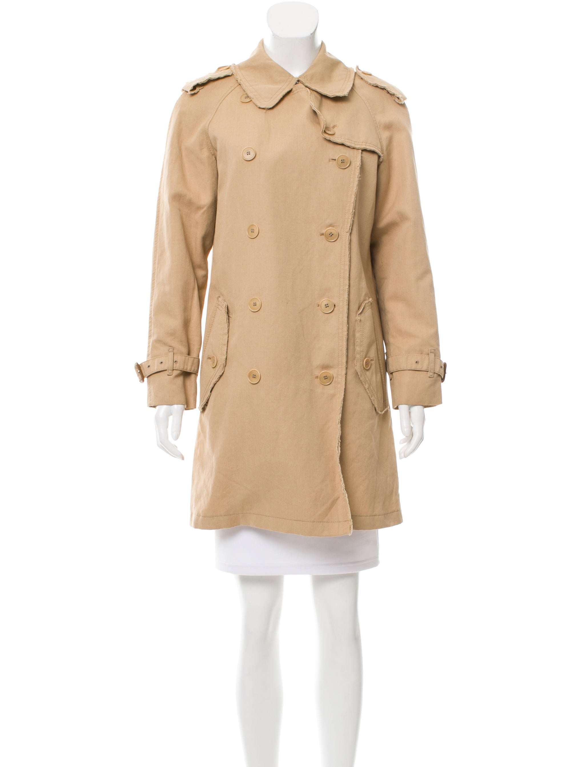 burberry london textured trench coat clothing. Black Bedroom Furniture Sets. Home Design Ideas