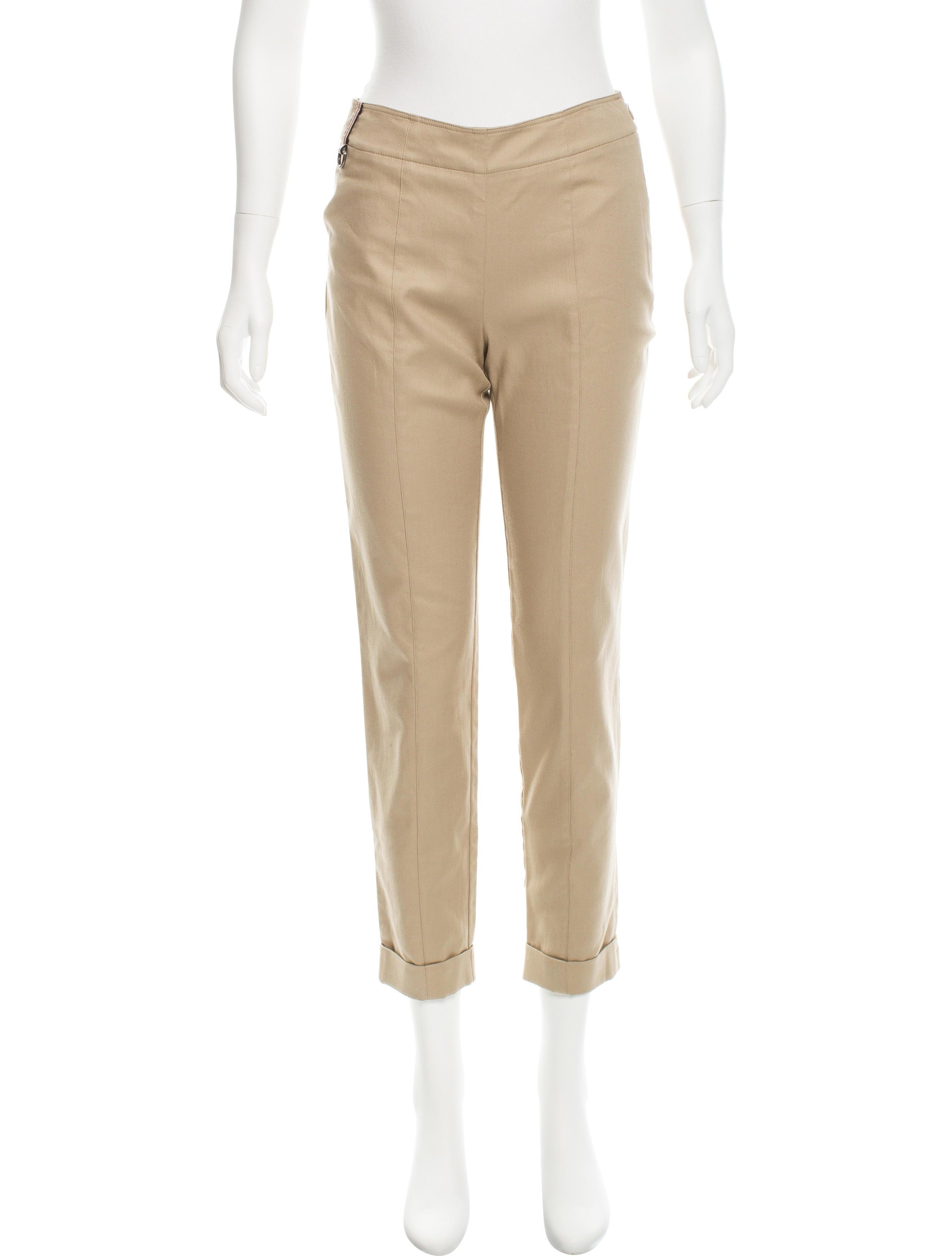Luxury Darjoni Dress Cuff Pants For Women 17421  Save 63