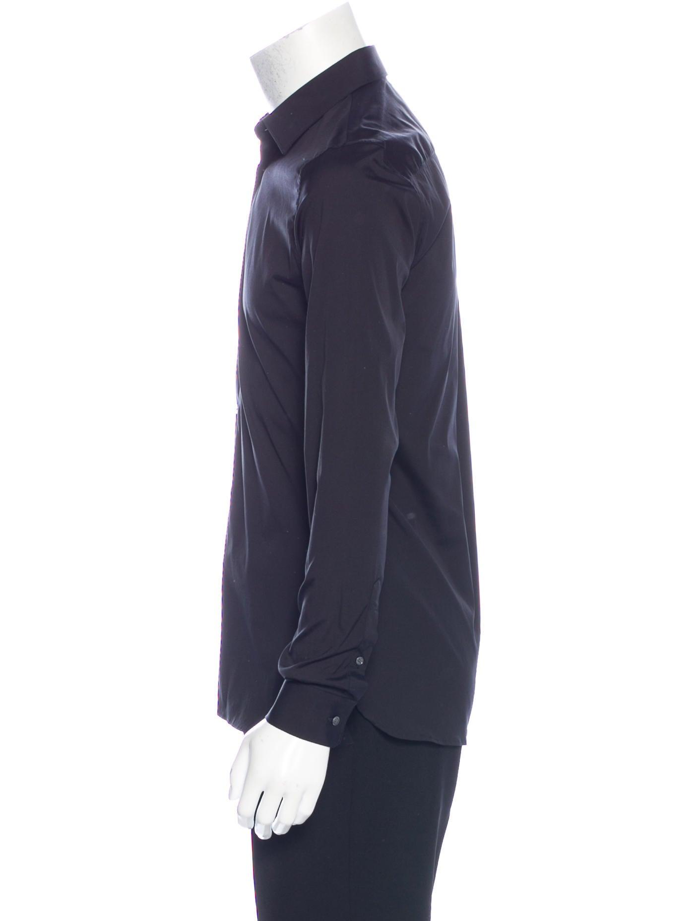 Burberry london woven dress shirt w tags clothing Woven t shirt tags