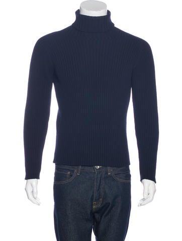 Burberry London Virgin Wool Sweater None
