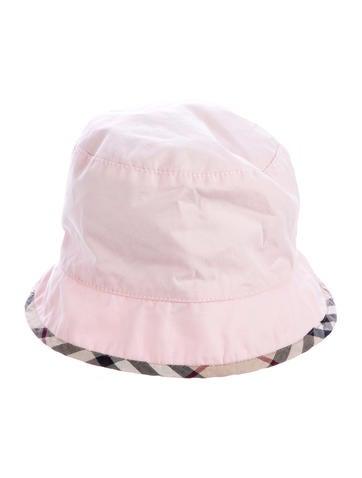 Burberry London Nova Check Bucket Hat None