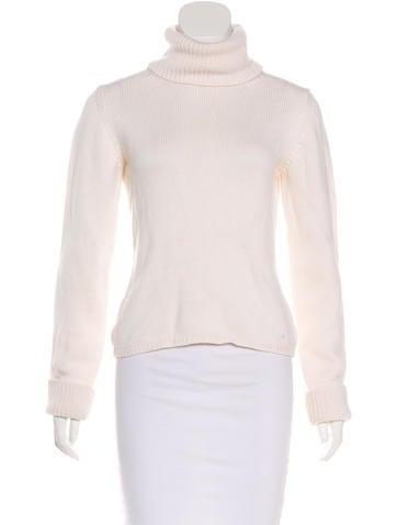 Burberry Wool Turtleneck Sweater None