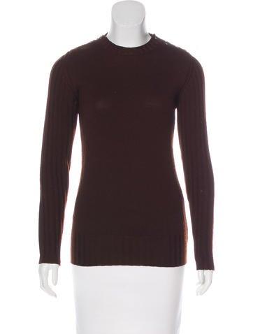 Burberry London Merino Wool Sweater None