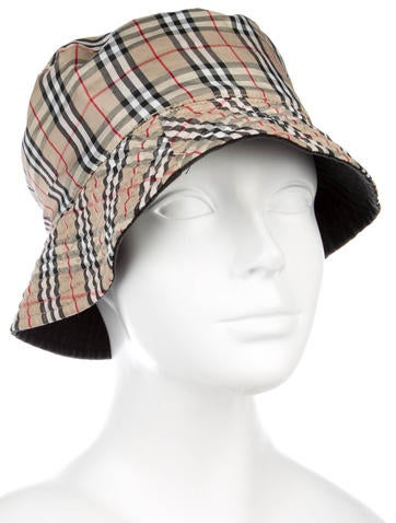 Nova Check Bucket Hat