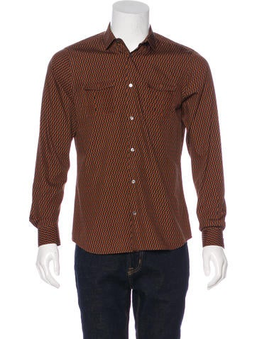 burberry pattern shirt