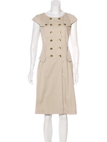 Midi Sheath Dress
