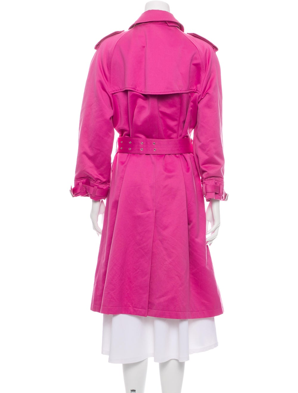 Burberry London Trench Coat Pink - image 3