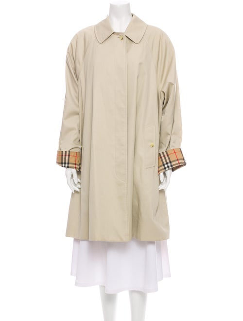 Burberry London Vintage Trench Coat