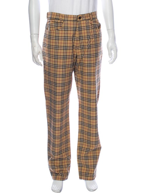 Burberry London Vintage Pants