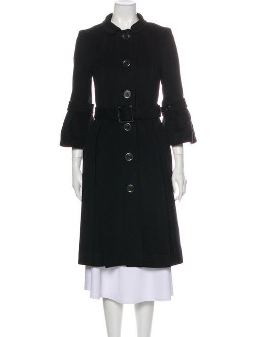 Burberry London Wool Coat Wool
