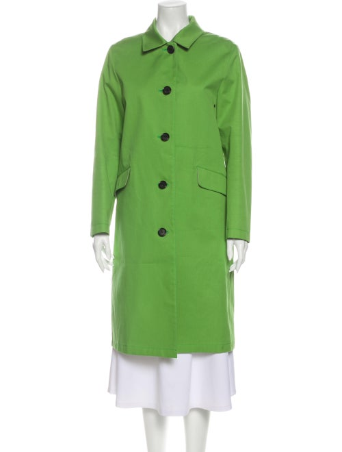 Burberry London Coat Green