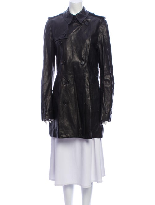 Burberry London Trench Coat Black
