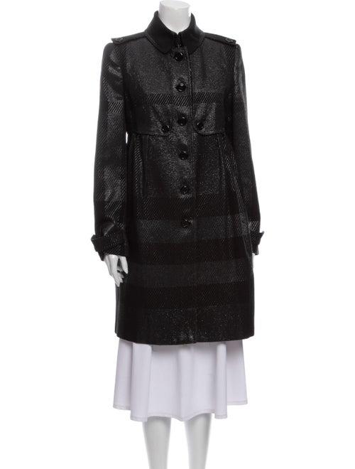 Burberry London Coat Black