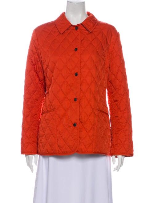 Burberry London Utility Jacket Orange