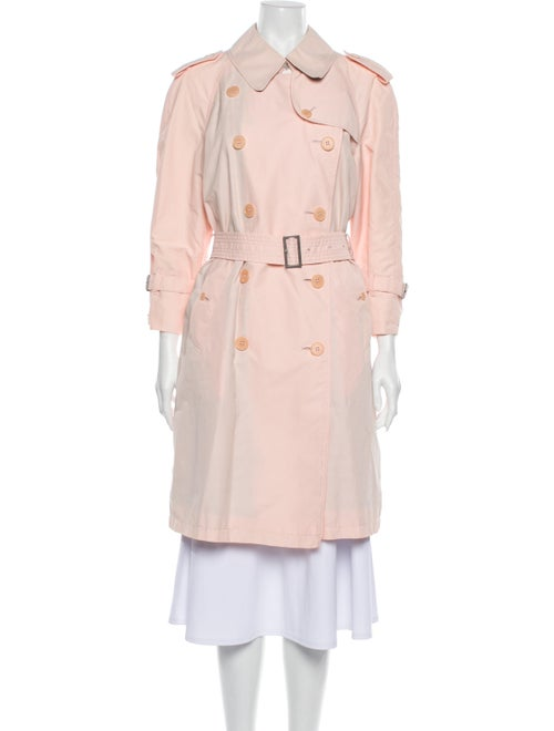 Burberry London Trench Coat Pink - image 1