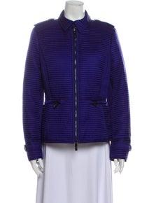 Burberry London Striped Jacket w/ Tags