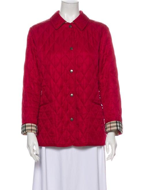 Burberry London Utility Jacket Pink