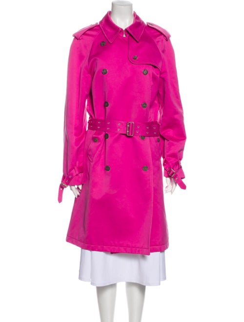 Burberry London Trench Coat Pink