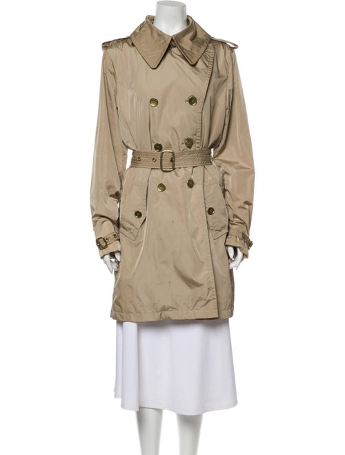 Burberry London Nylon Trench Trench Coat