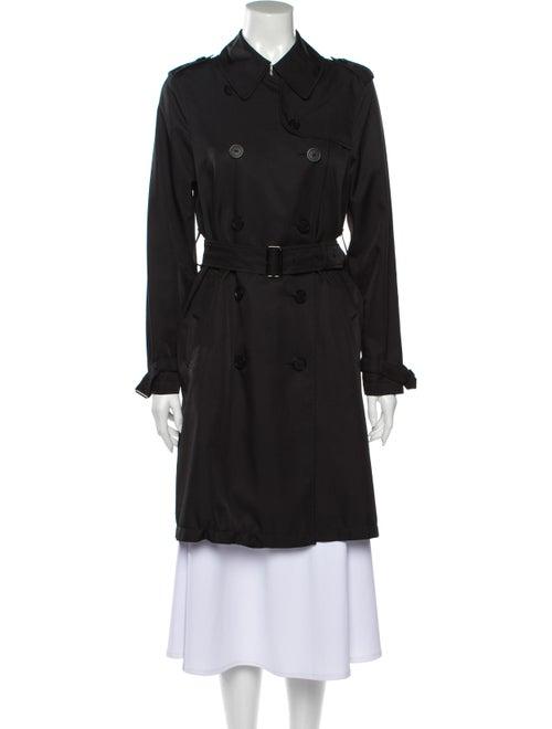 Burberry London Annika Trench Coat Black