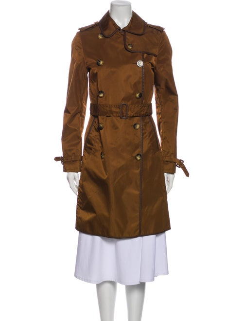 Burberry London Trench Coat Brown