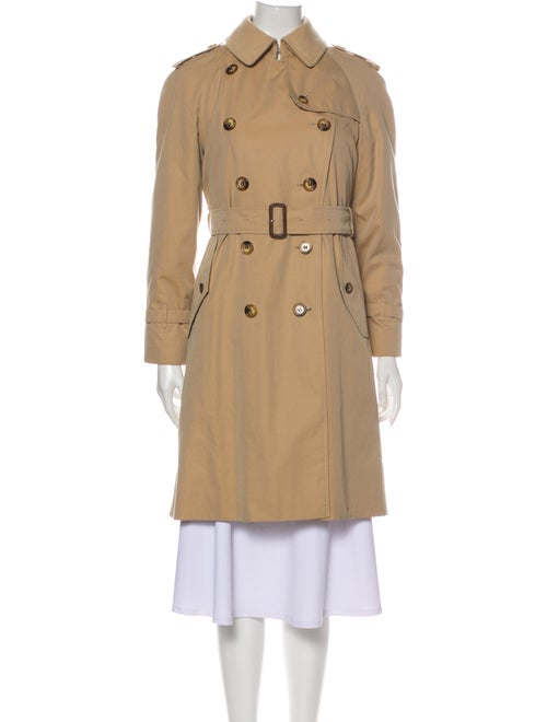 Burberry London Trench Coat wool