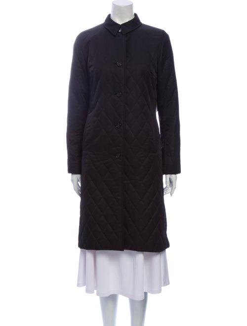 Burberry London Trench Coat Black