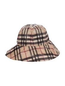 Burberry London House Check Bucket Hat