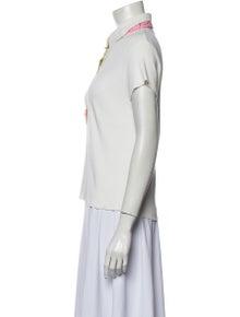 Burberry London Short Sleeve Polo