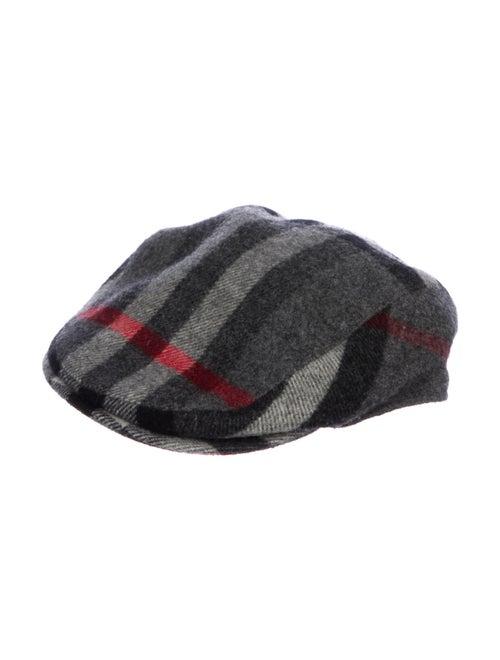 Burberry London Check Newsboy hat multicolor