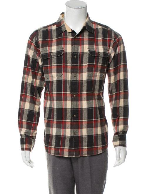 Burton Madras Plaid Button-Up Shirt multicolor