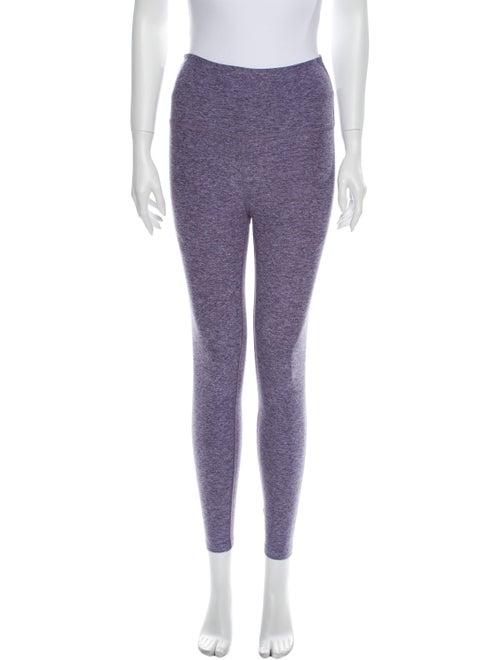 Beyond Yoga Skinny Leg Pants Purple