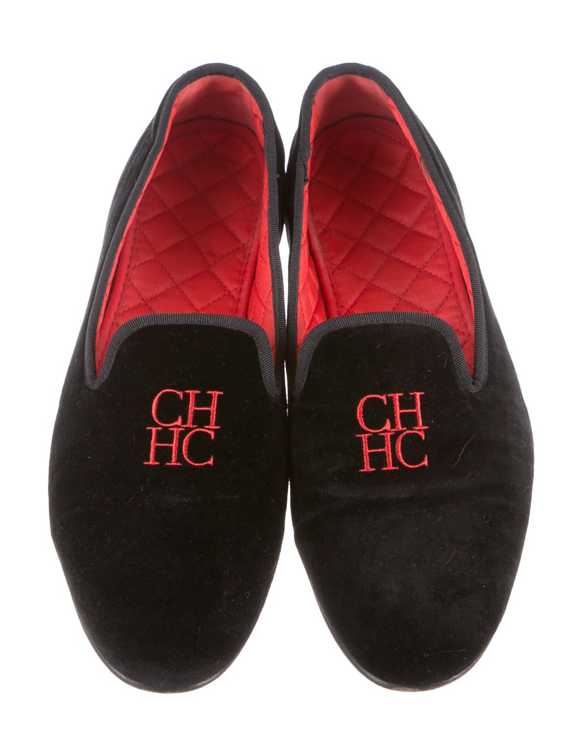 Ch Carolina Herrera Loafers Shoes Wc320109 The Realreal