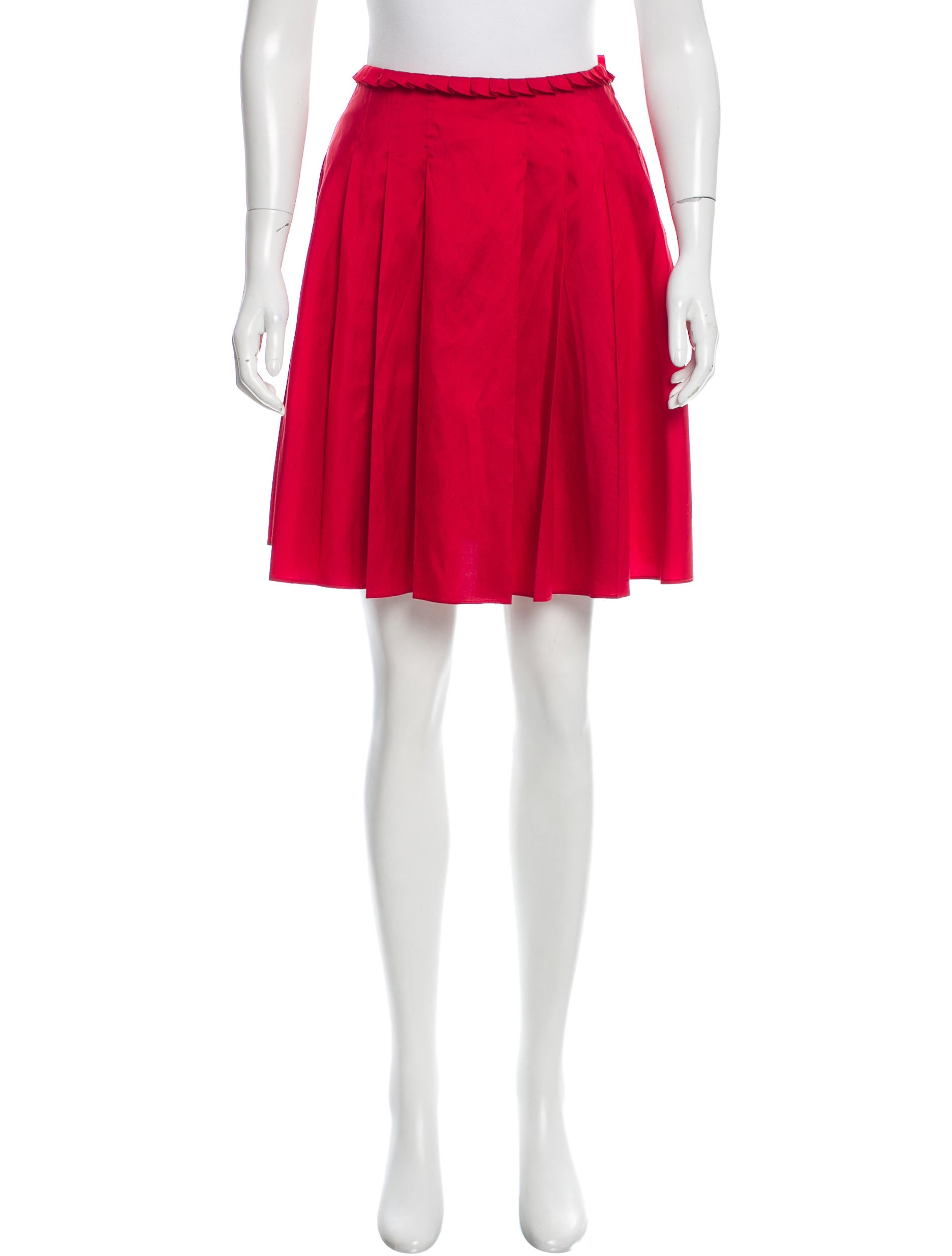 calypso silk pleated skirt w tags clothing wc820357